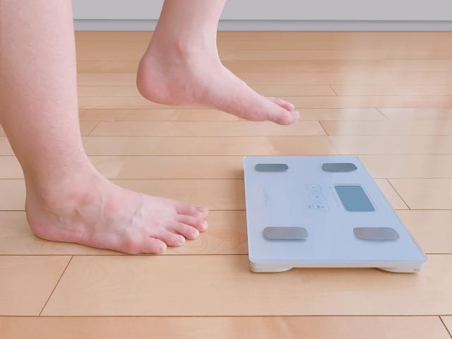 僕は3ヶ月で4キロ減量(57kg→53kg) リバウンド無し。